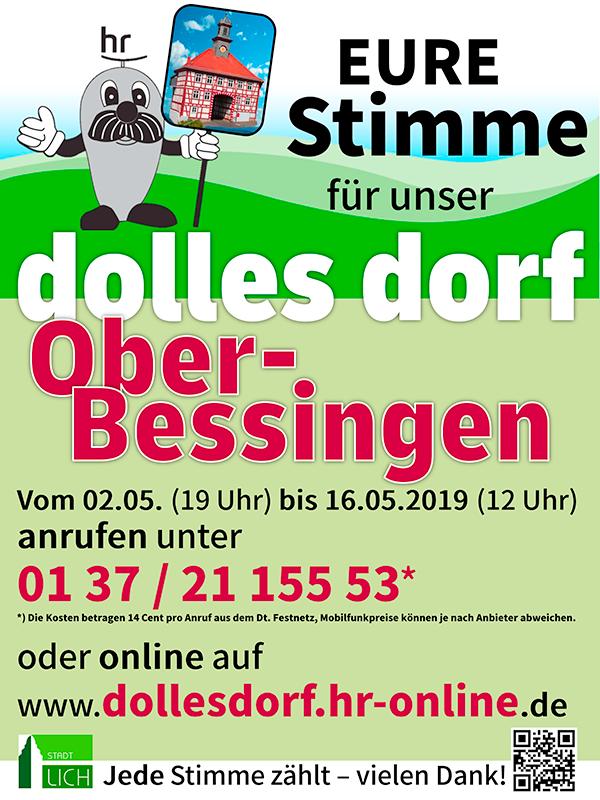 Dolles Dorf Ober-Bessingen
