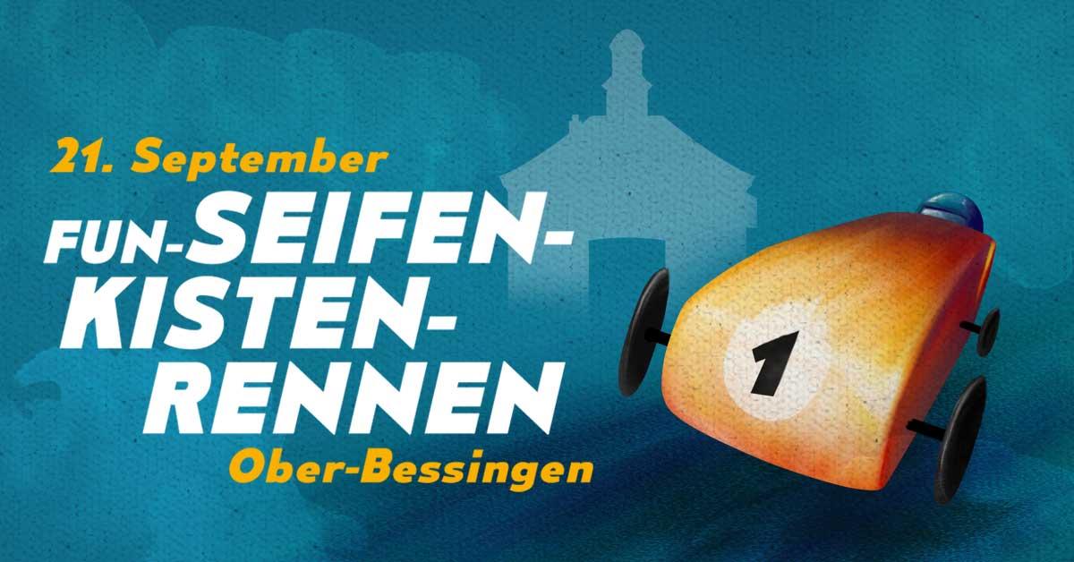 Ober-Bessinger Fun-Seifenkistenrennen